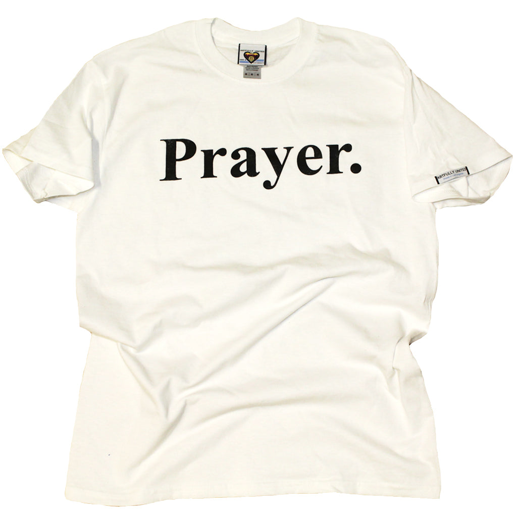 "Artfully United ""Prayer"" T- Shirt"