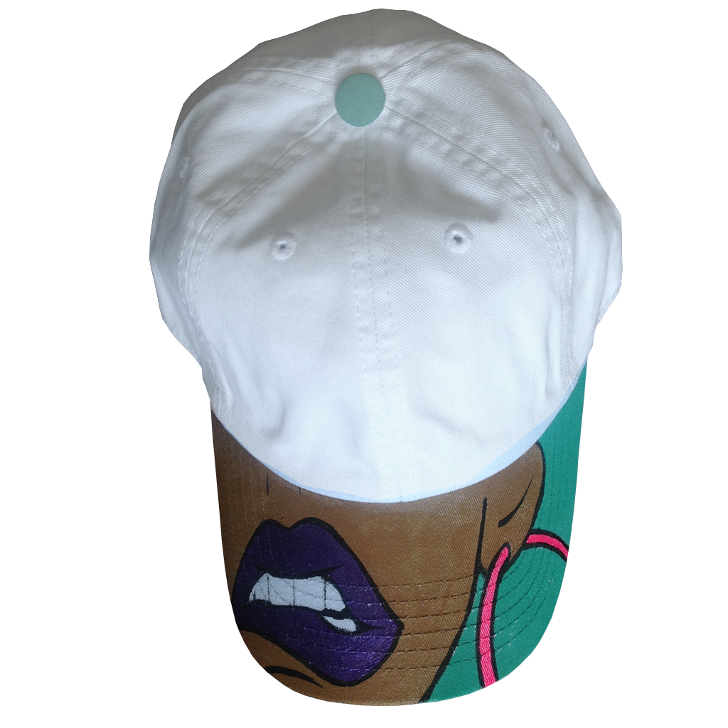 "Custom ""Ice Grill"" Dad Hat"