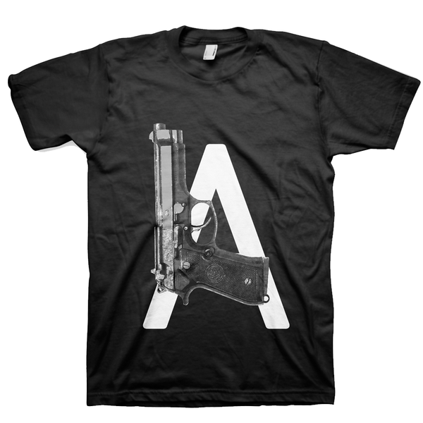 LA Gun T Shirt - BYN Customs - 1