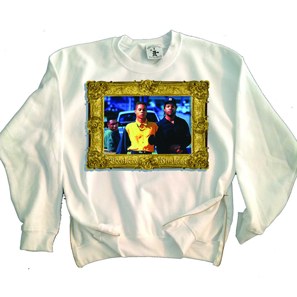 Boys n da Hood Crewneck Sweater - BYN Customs
