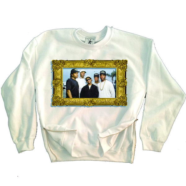 NWA Crewneck Sweater - BYN Customs