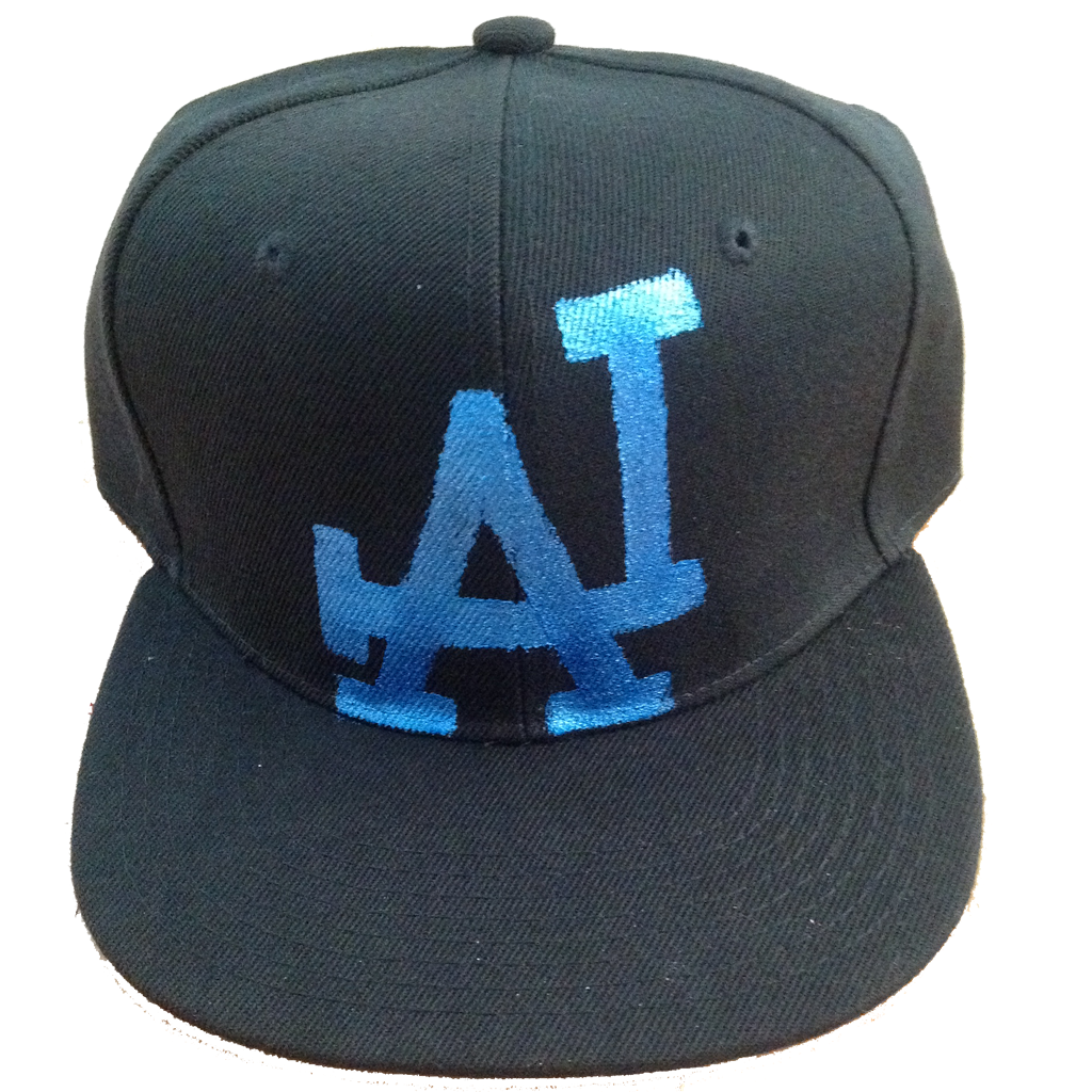 Custom Lost Angeles SnapBack Hat - BYN Customs