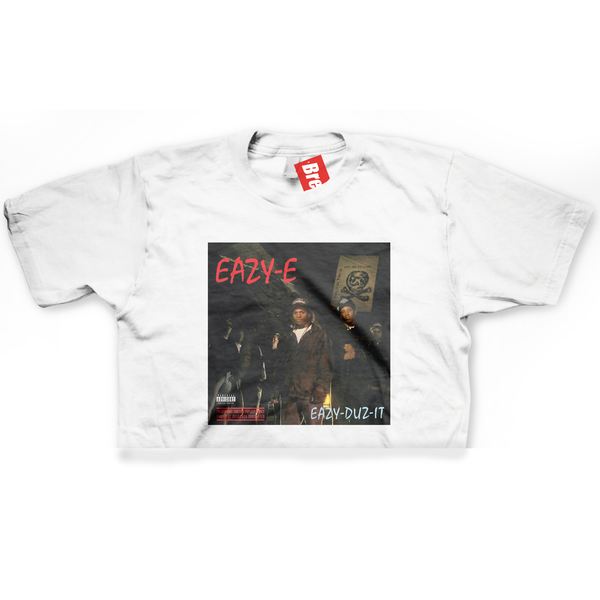 Women's Eazy E Crop Top - BYN Customs - 1