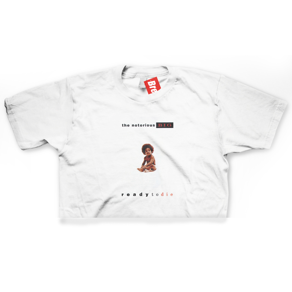 Women's Notorious B.I.G Crop Top - BYN Customs