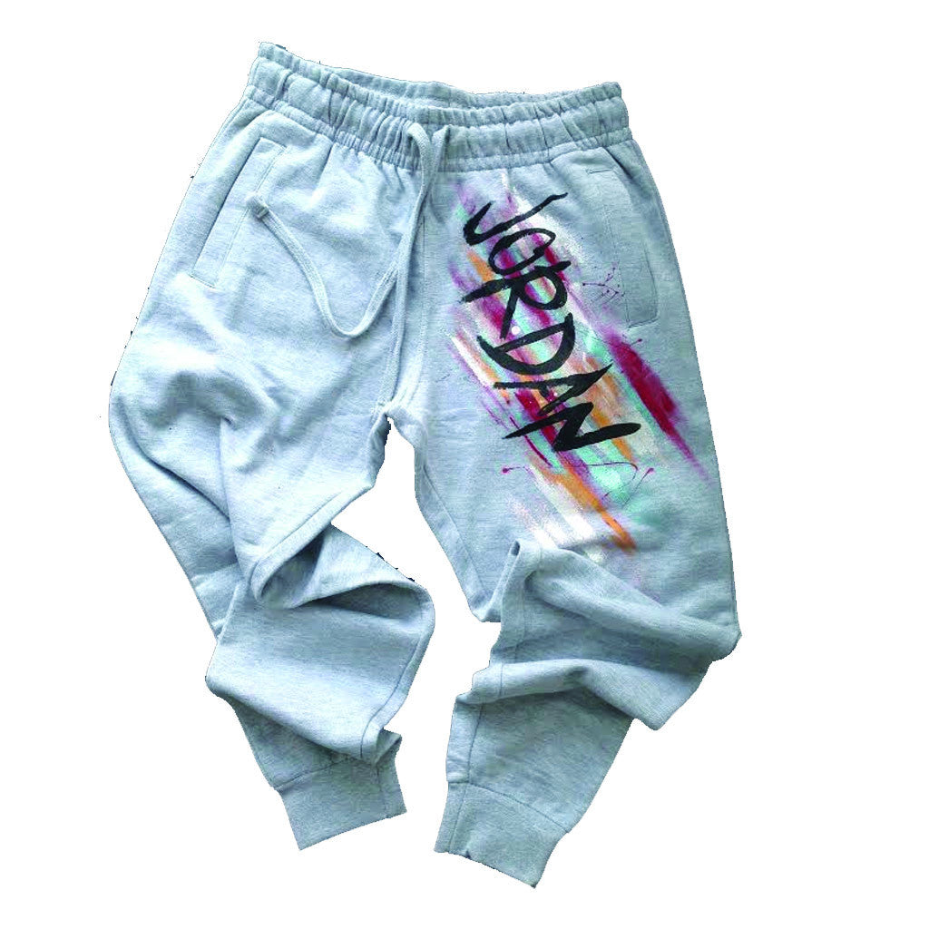 Michael Jordan Crewneck and Jogger set - BYN Customs - 3
