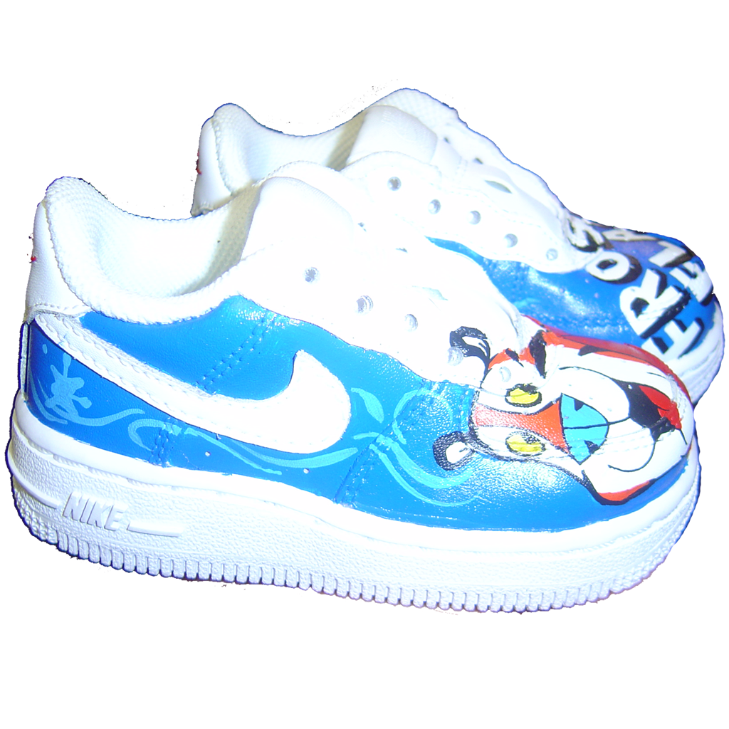 Custom Baby Frosted Flakes Air Force