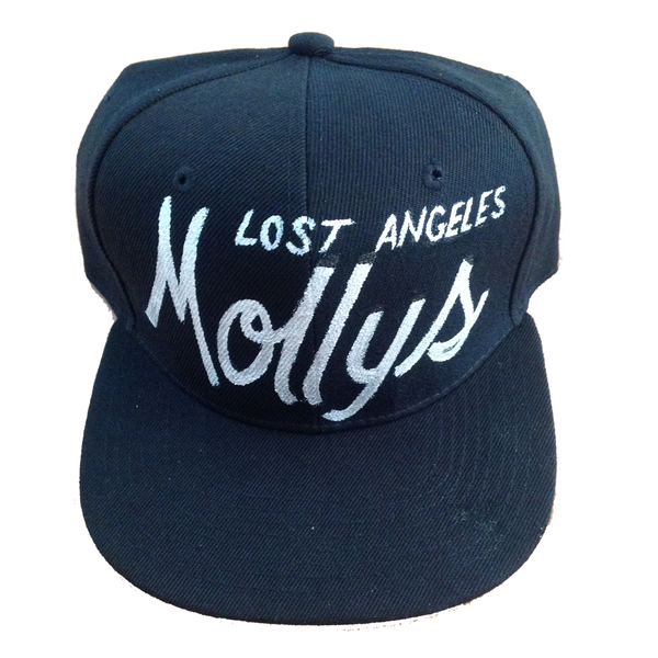 Custom Lost Angeles Mollys SnapBack hat - BYN Customs