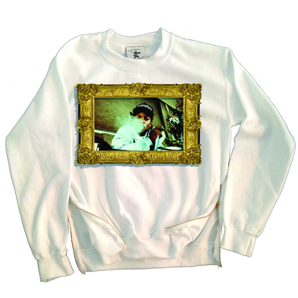 Eazy E Crewneck Sweater - BYN Customs