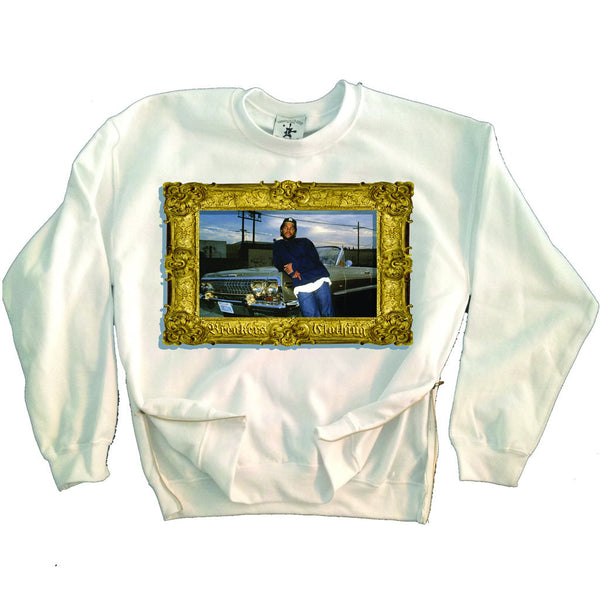 Ice Cube Crewneck Sweater - BYN Customs