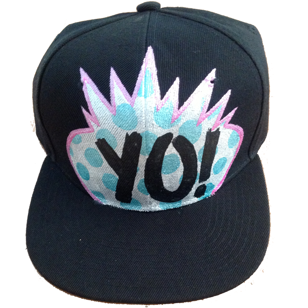 Yo SnapBack Hat - BYN Customs
