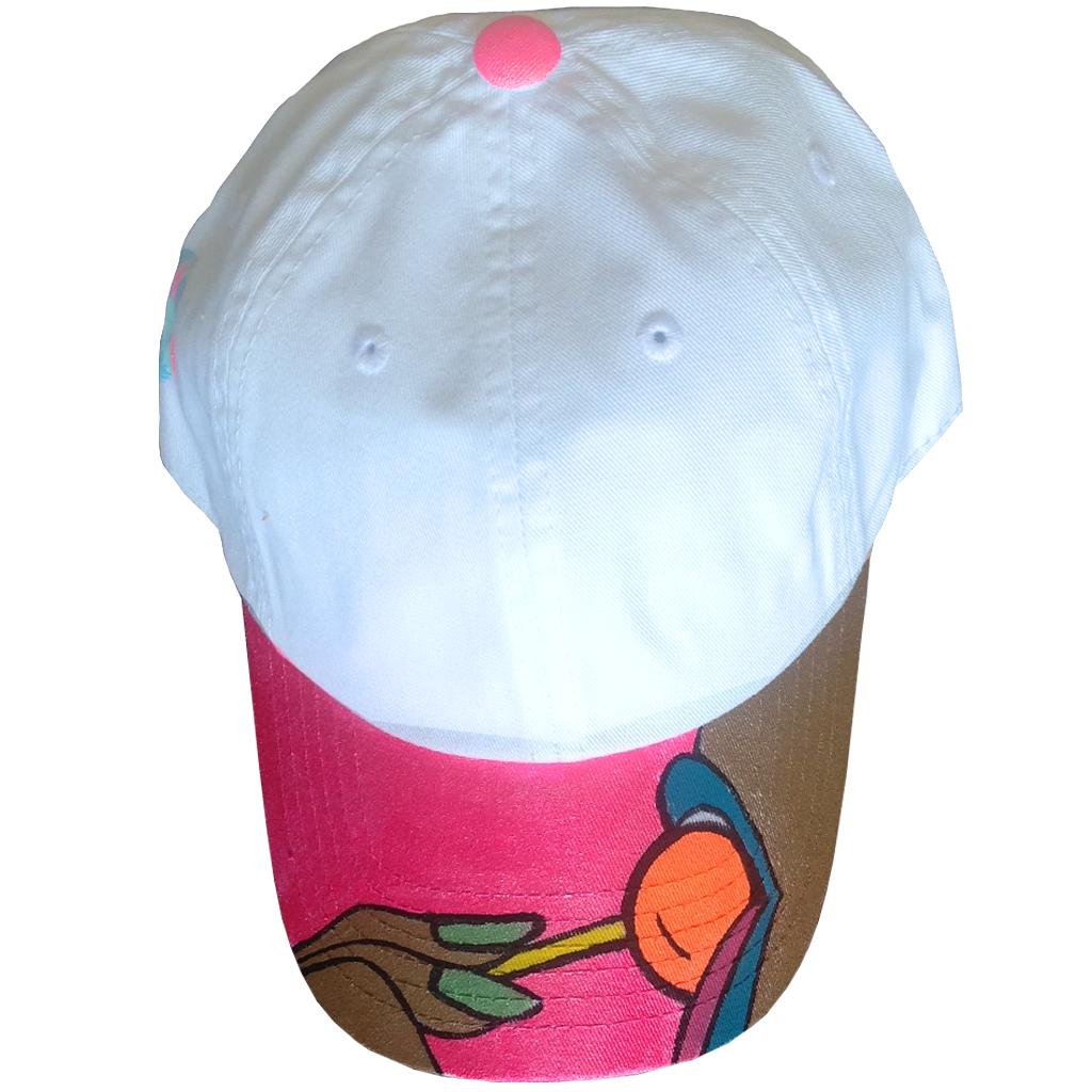 "Custom ""Lollypop"" Dad Hat"