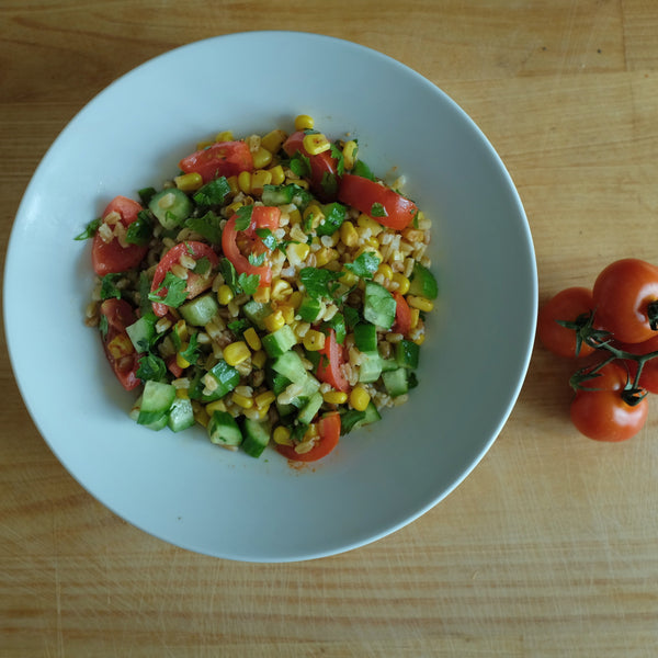 Seasonal Summer Salad