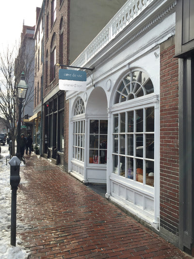 Beacon Hill Boston Store Opening