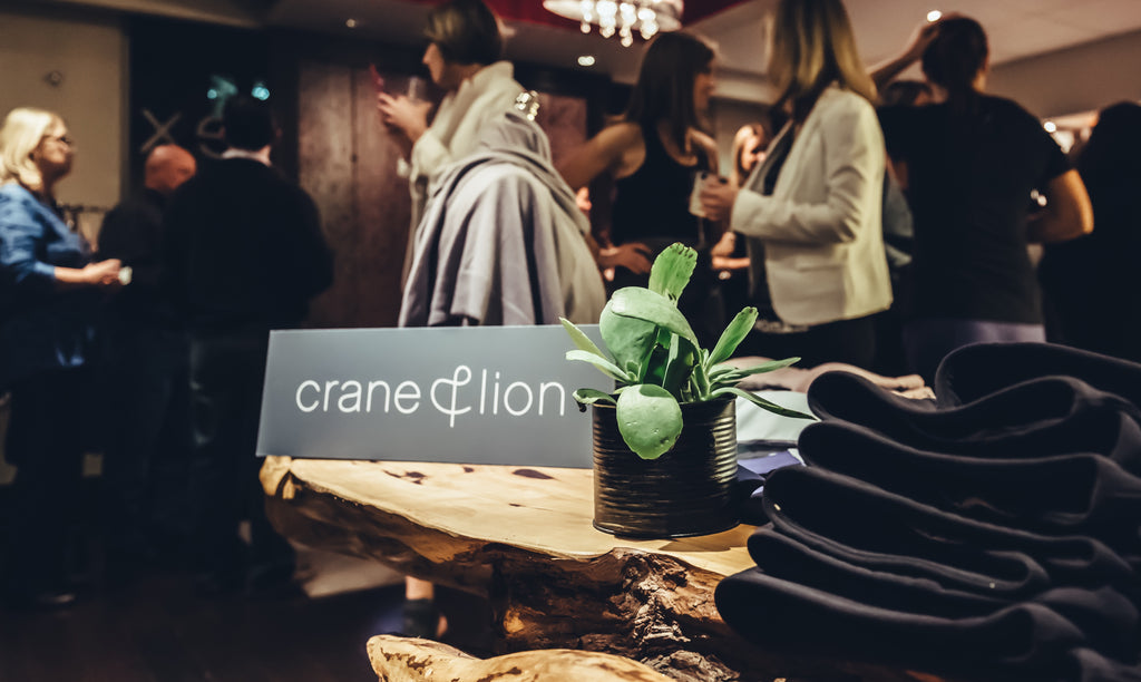Crane & Lion launch email