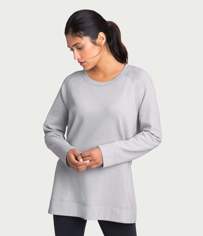 french terry crew neck, color-microchip