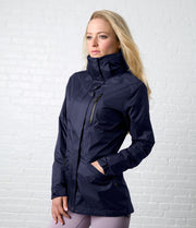 Rain Jacket, color-peacoat