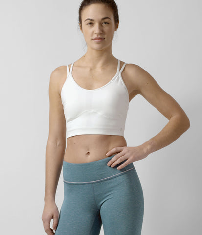 Studio Sports Bra, color-white