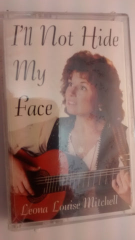 Messianic Music - Cassette tape closeout - I'll Not Hide My Face - Rock of Israel