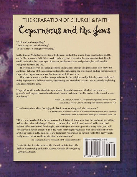 Copernicus and the Jews - Rock of Israel