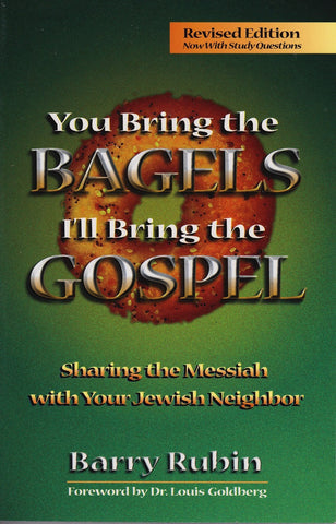You Bring the Bagels, I'll Bring the Gospel - Rock of Israel