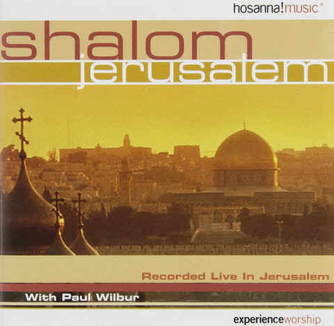 Shalom Jerusalem - Rock of Israel