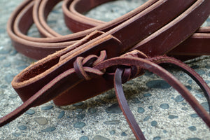 Leather Split Reins