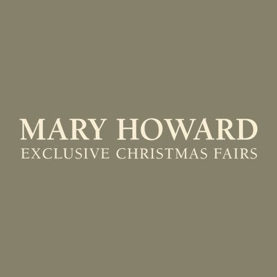 Mary Howard Fair November Cotswolds