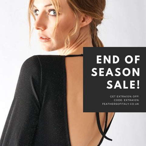 End Of Season Sale EXTRA 10% OFF DISCOUNT CODE