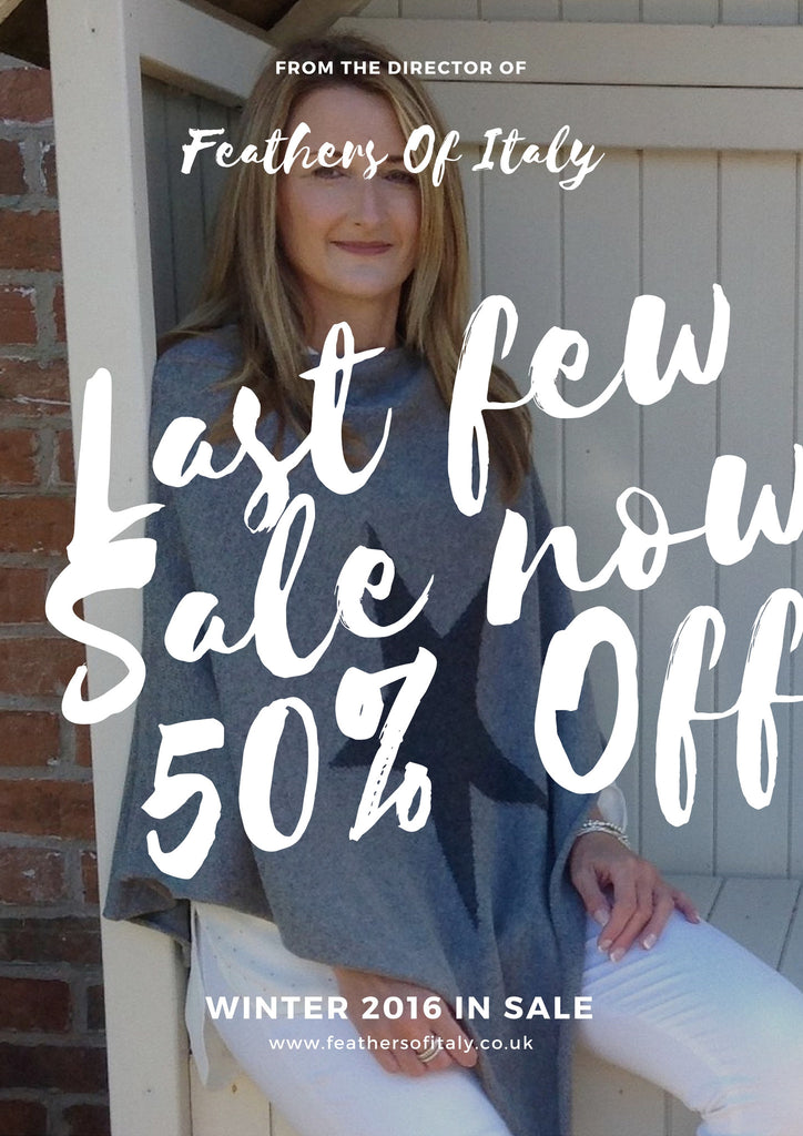 Huge Clearance Sale Last Few Days Extra reductions All 50% off NOW