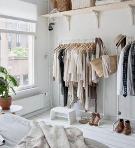 Wardrobe Declutter - Essential for Clearing for the Soul