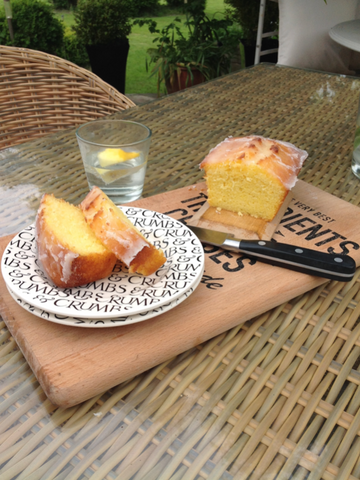 Kerrie's Gin and Tonic Cake