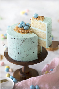 Easter Celebrations - Egg Nest Cake and Jamie Olivers Lamb Shoulder