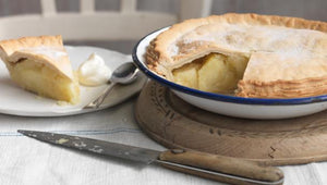 Classic Country Apple Pie