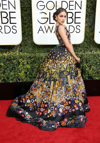 Who was your best dressed at the Golden Globe Awards?