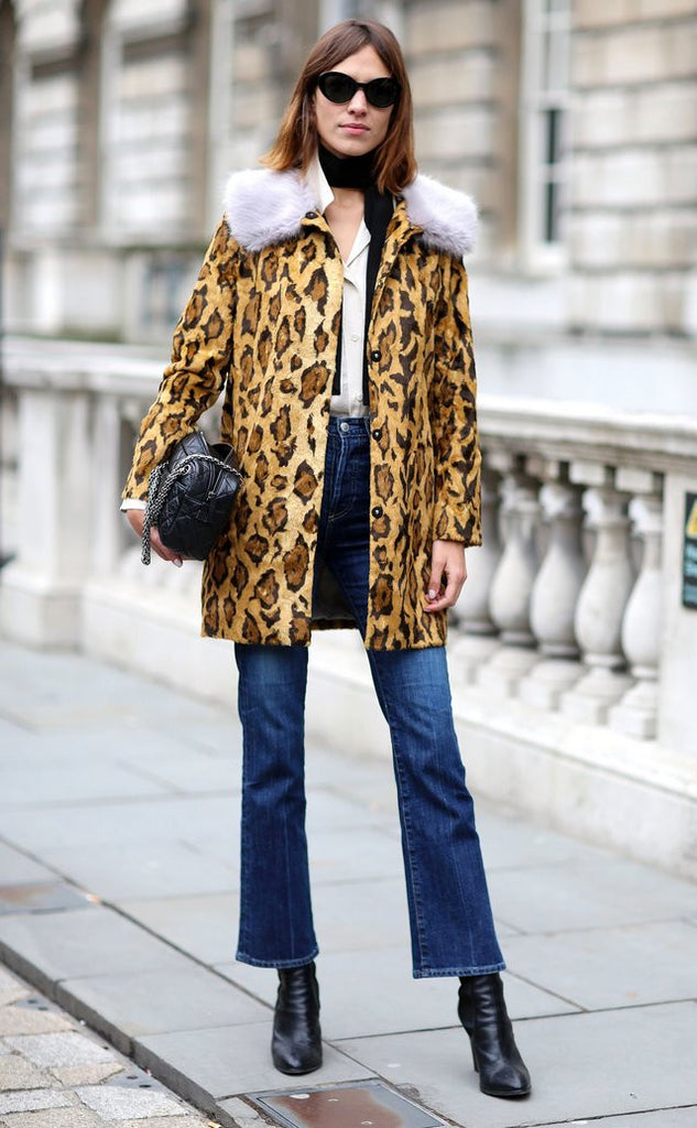 FASHION I am woman hear me roar: charting the rich and exotic evolution of leopard print