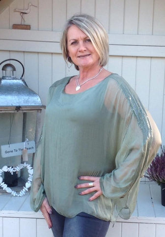 https://www.feathersofitaly.co.uk/products/naples-silk-top-green-new-arrivals