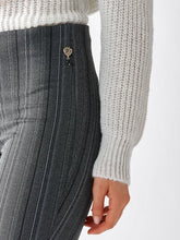 Load image into Gallery viewer, Herringbone Trousers - Rinascimento - Feathers Of Italy