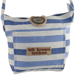 Charlie Bag - Bill Brown Bags London - Feathers Of Italy