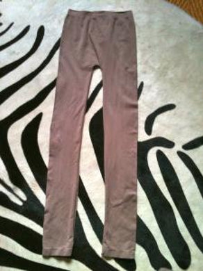 No Seam Leggings in Mocha - Feathers Of Italy