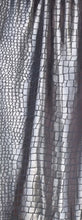 Load image into Gallery viewer, SILVER SNAKE LEGGINGS One Size - Feathers Of Italy