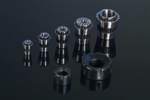 ULTRA Precision RTX / ER16 Collet (Metric) | 2-1 mm.