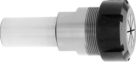 Straight-Shank ER20 Collet Chuck (Step) | 15 mm.