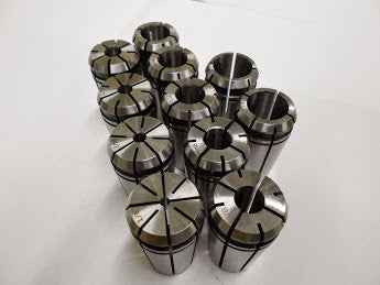 Premium TG75 Collet Set | 13 pcs.