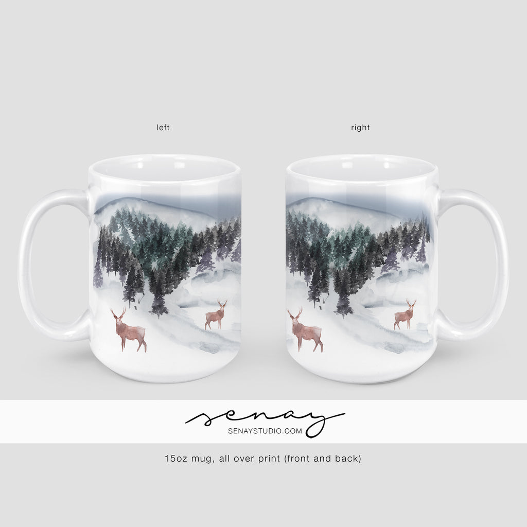 My Mountain 1'20 mug