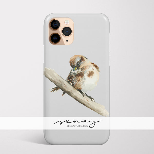 Sparrow Bird phone case