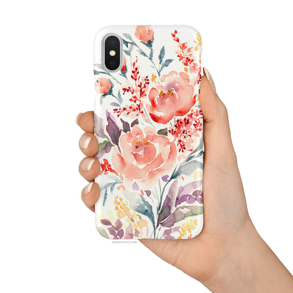 Rose Bouquet phone case