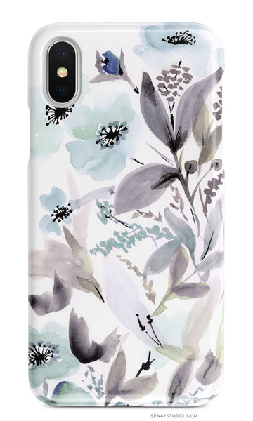 Silvia cell phone case - Senay Design Studio