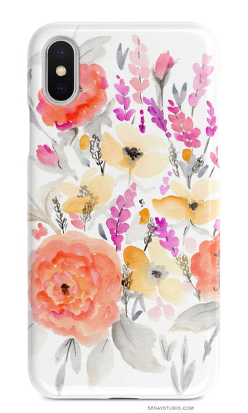 Sunny Day cell phone case - Senay Design Studio
