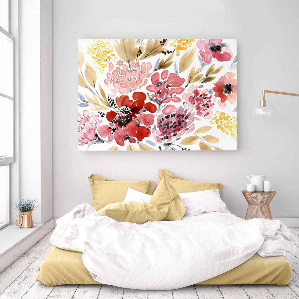 August giclée canvas (READY TO HANG) - Senay Design Studio