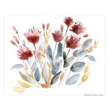 Joy giclée canvas (READY TO HANG) - Senay Design Studio